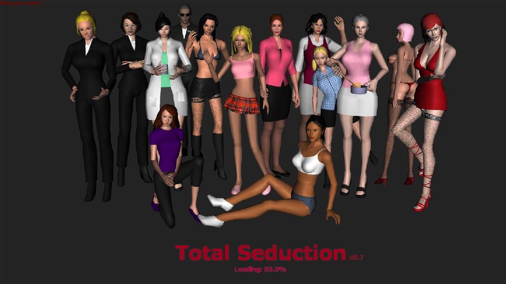 Total Seduction – Version 0.7 + DogeMod [Update]