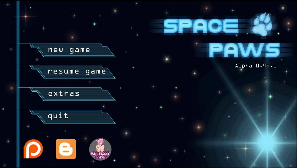Space Paws – Version 0.49.1 – Update