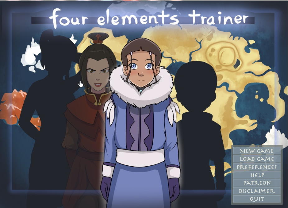 Four Elements Trainer – Version 0.5.03b – Update