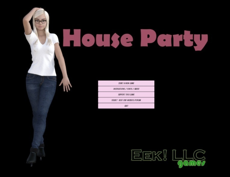 House Party – Version 0.4.2.1 [Update]