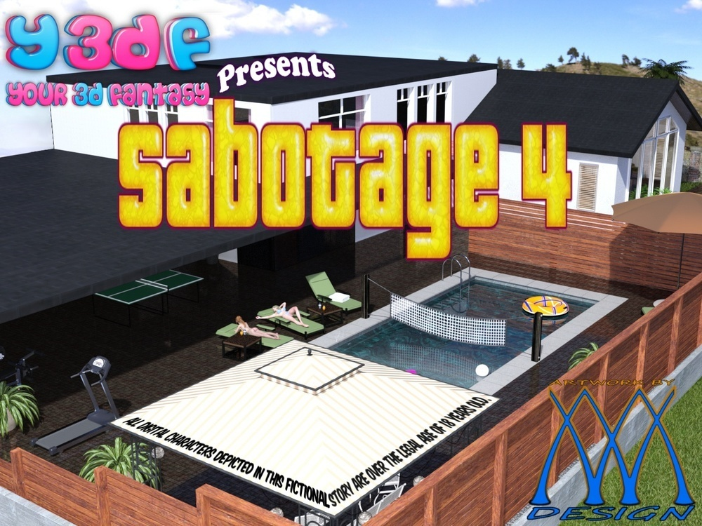 Y3DF – SABOTAGE 4 [Update] [22 New]