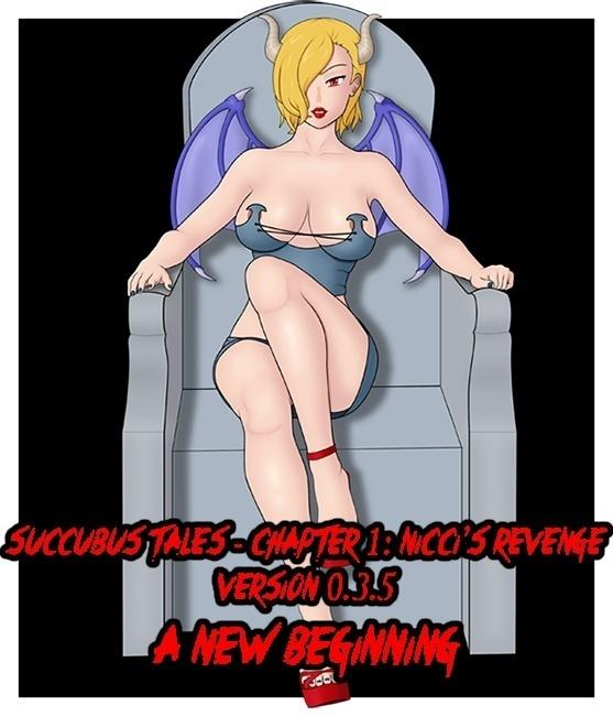 Succubus Tales – Chapter 1: Nicci's Revenge – Version 0.3.5