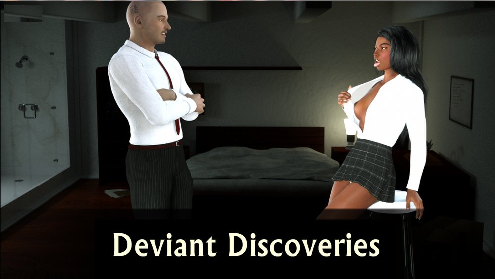 Deviant Discoveries – Version 0.04 [Update]