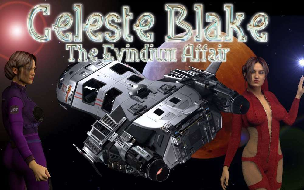 Celeste Blake – The Evindium Affair – Version 0.8