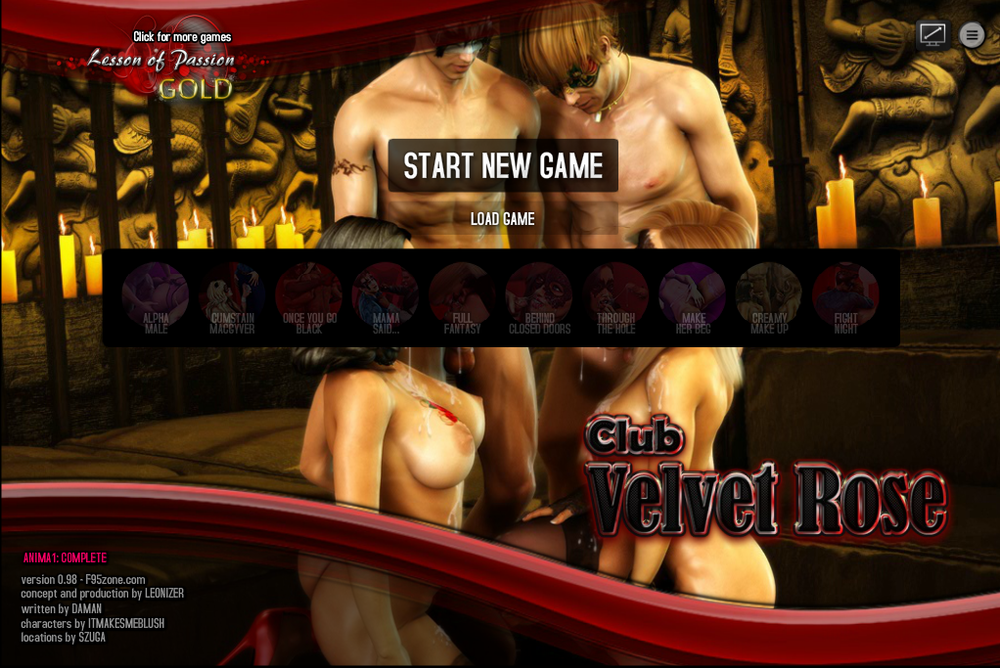 Club Velvet Rose – Version 0.98 [Update]