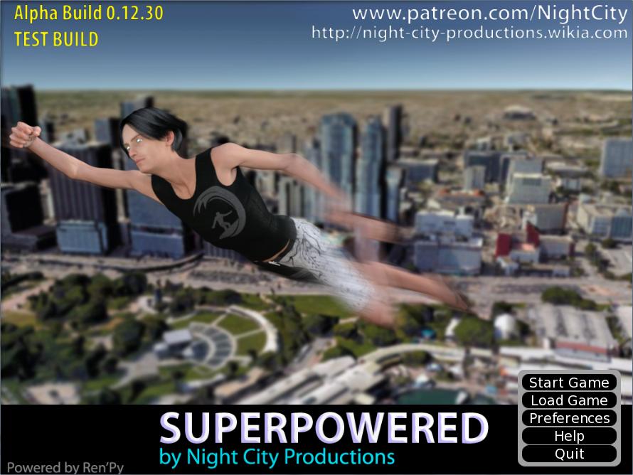 Superpowered – Version 0.12.30 – Update