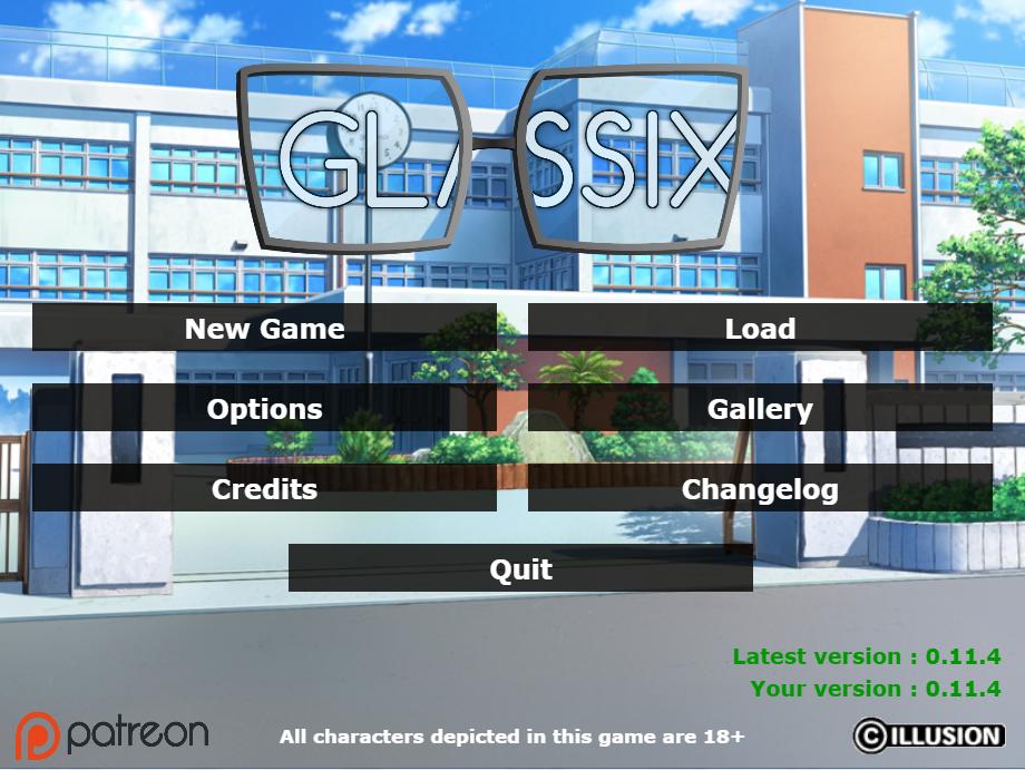 Glassix – Version 0.11.4 – Update