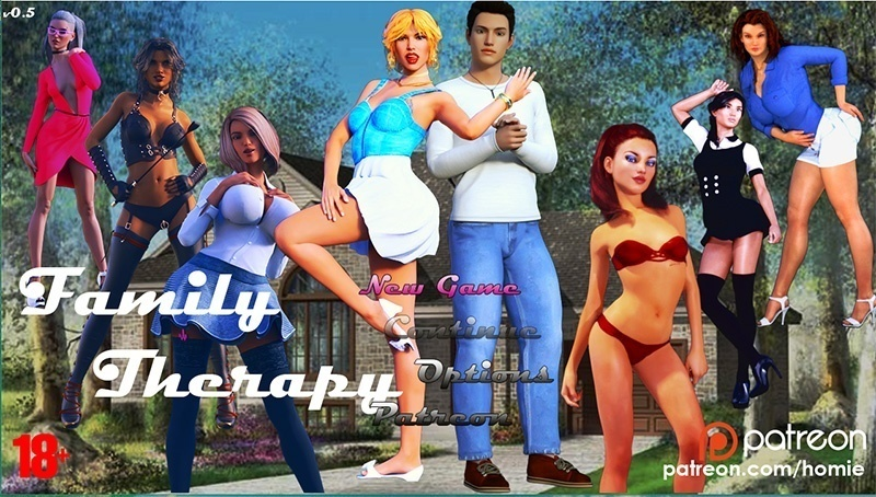 Family Therapy – Version 0.6 – Update