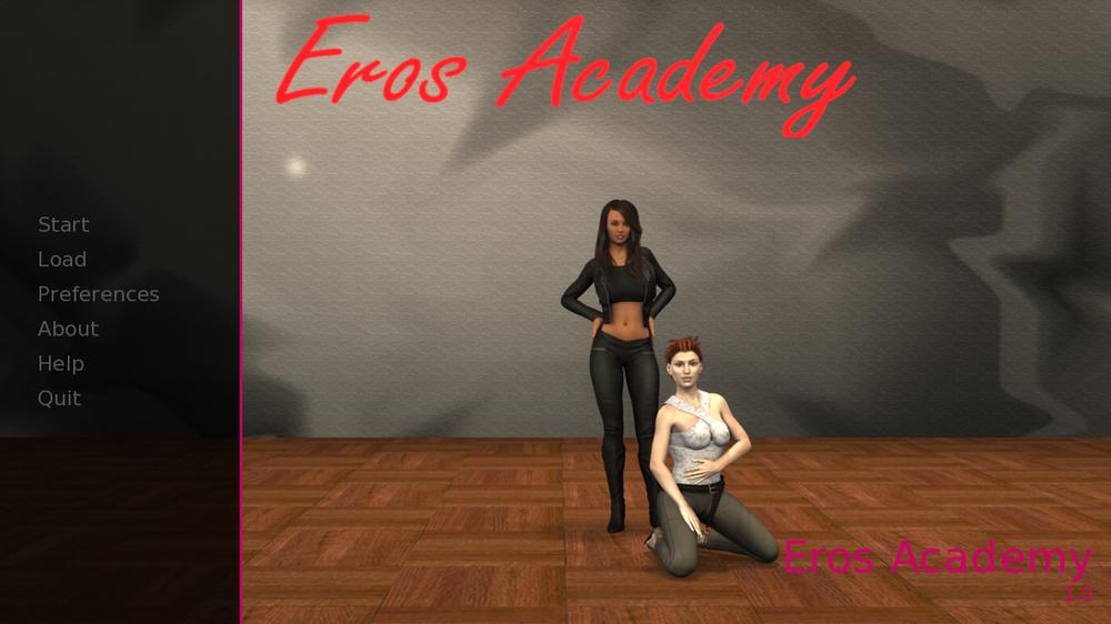 Eros Academy – Version 1.0