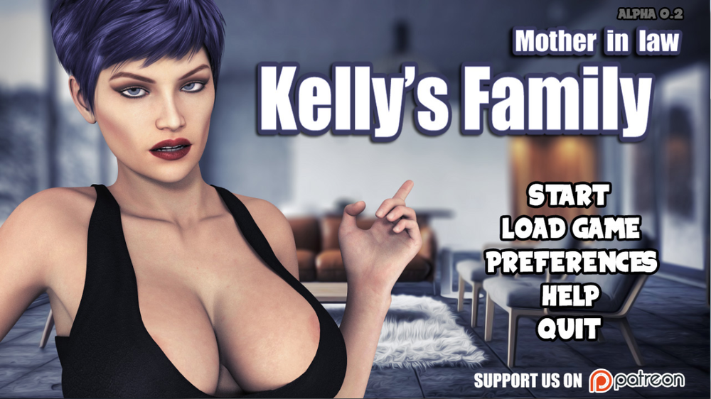 Kelly's Family – K84 – Mother in law – Version 0.2 Alpha [Update]