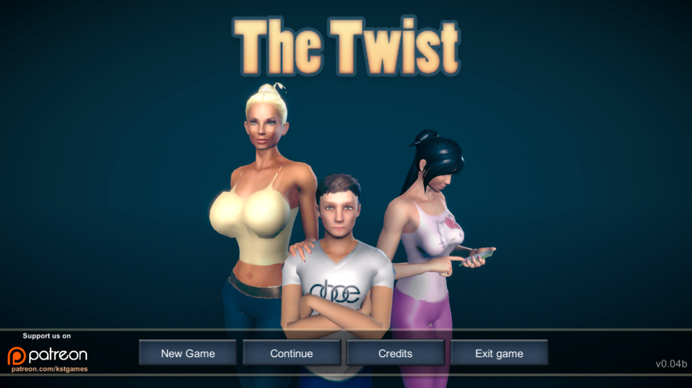 The Twist – Version 0.04b BugFix [Update]