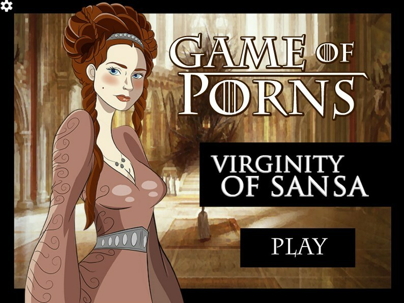 Game Of Porns – Virginity of Sansa