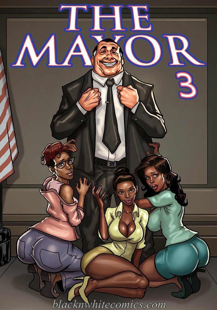 BlackNWhitecomics – The Mayor 3 – Update – 16 Pages