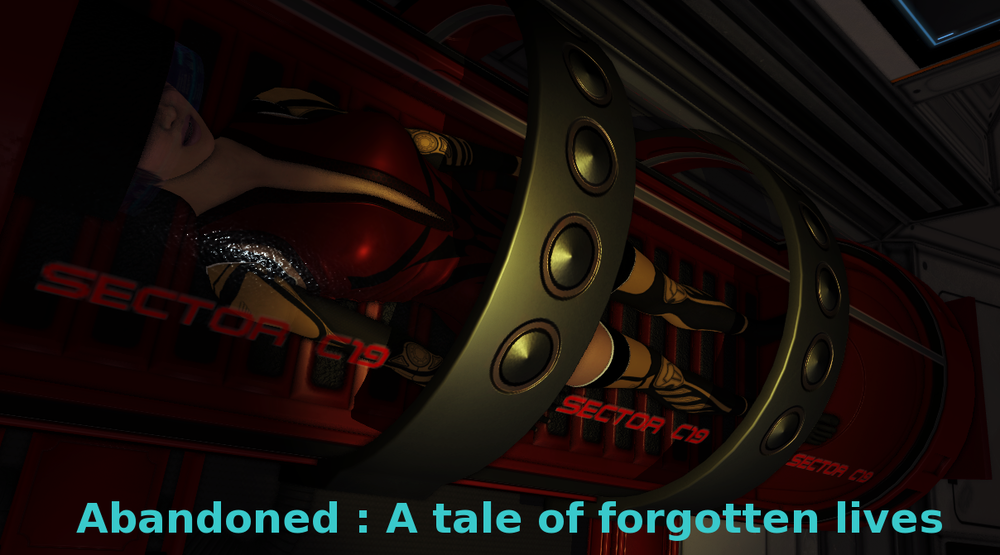 Abandoned : A tale of forgotten lives – Version alpha 0.35 – Update