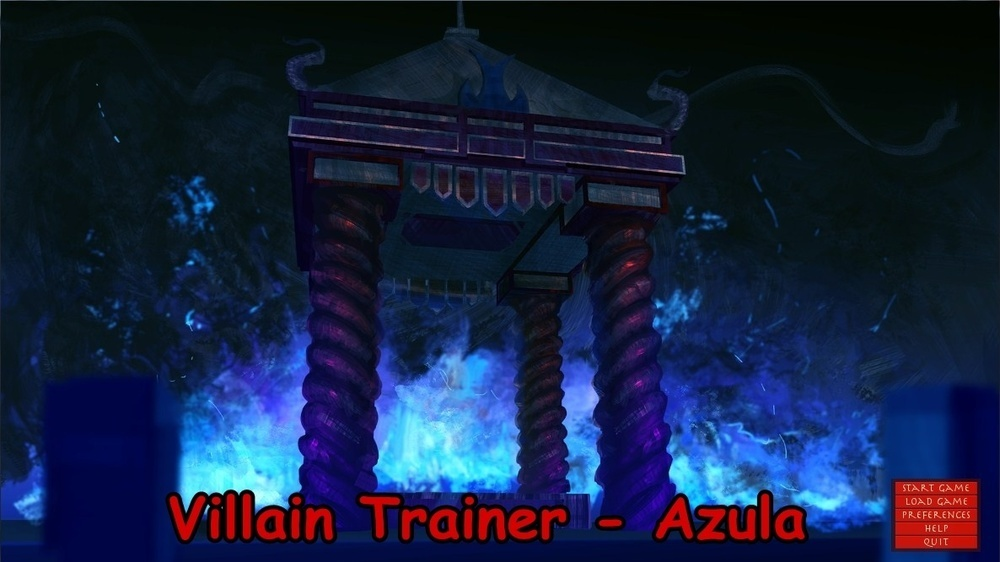 Villain Trainer – Azula – Demo Version