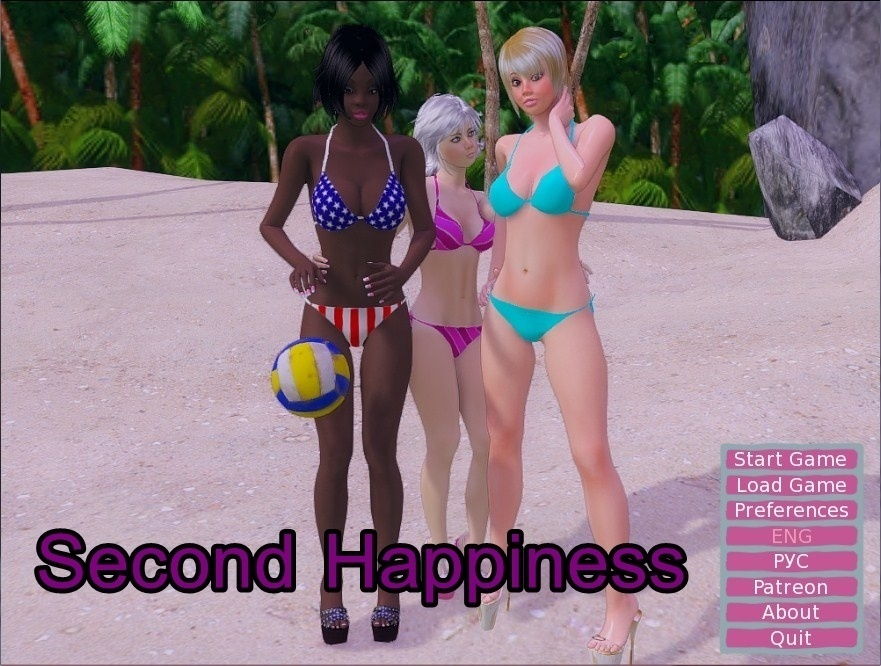 Second Happiness – Version 0.3 – Update
