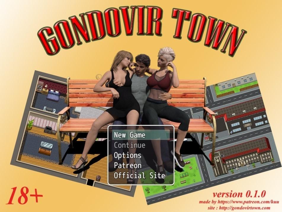 Gondovir Town – Version 0.1.0