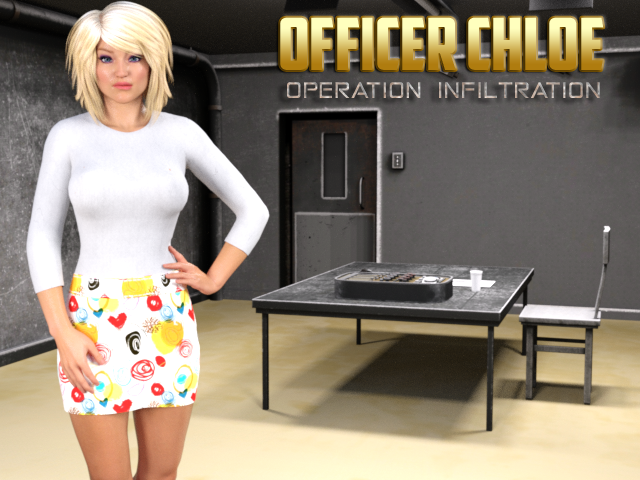 Officer Chloe: Operation Infiltration – Version 0.99 – Update