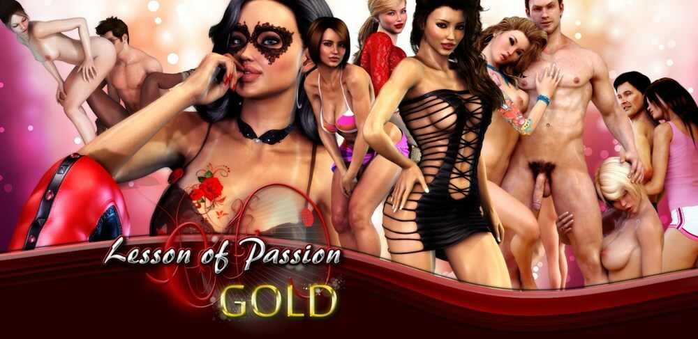 lesson of passion free games