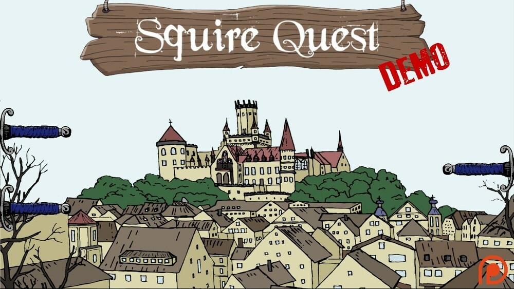 Squire Quest – Demo Version 0.1