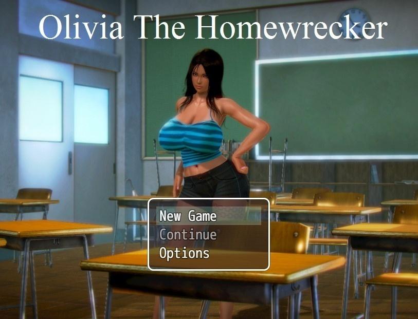 Olivia The Homewrecker – Version 0.2 – Update
