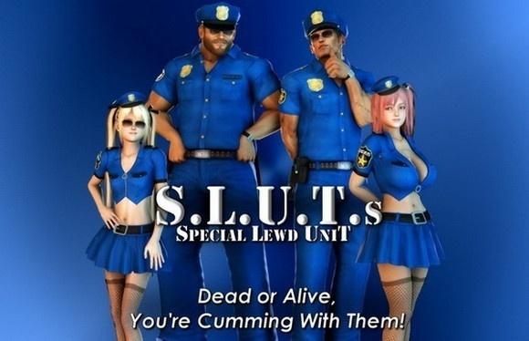 S.L.U.T.S – Special Lewd Unit
