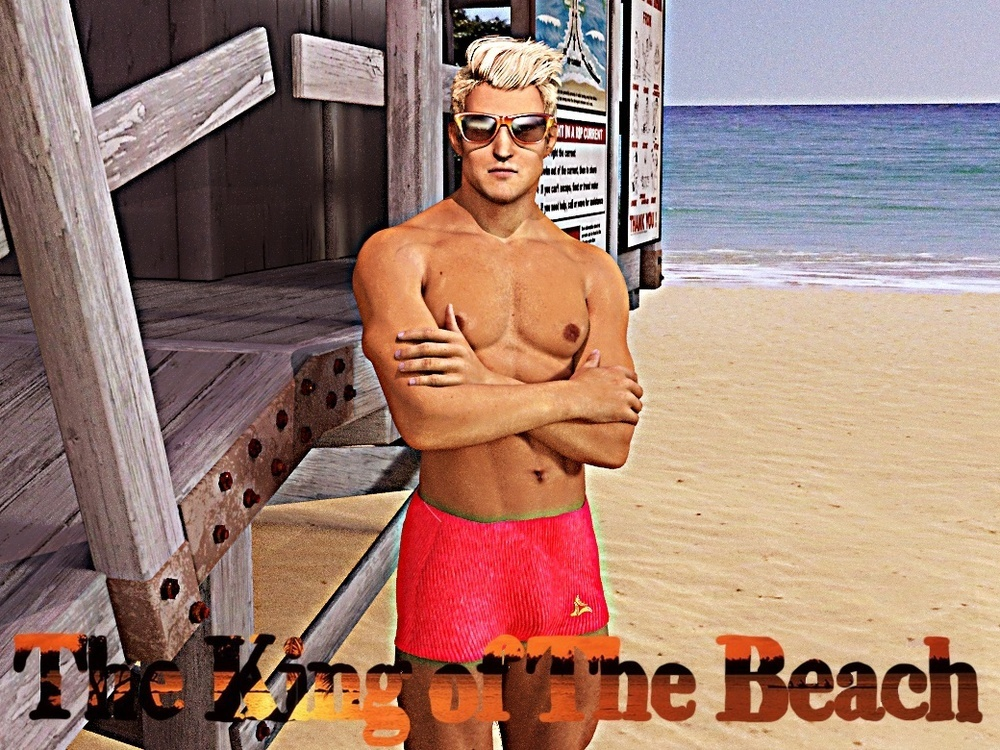 The King of the Beach – Version 0.5 – Update