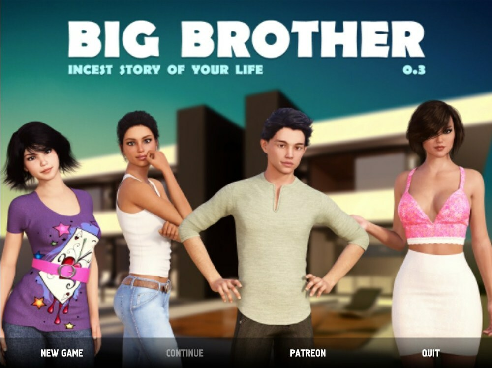 Big Brother – Version 0.3.0.010 – Cracked + Cheats – Update