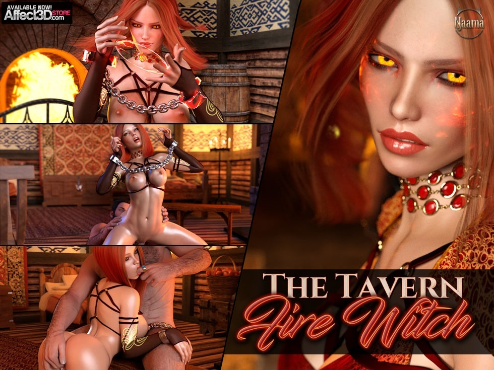 Naama – The Tavern Fire Witch