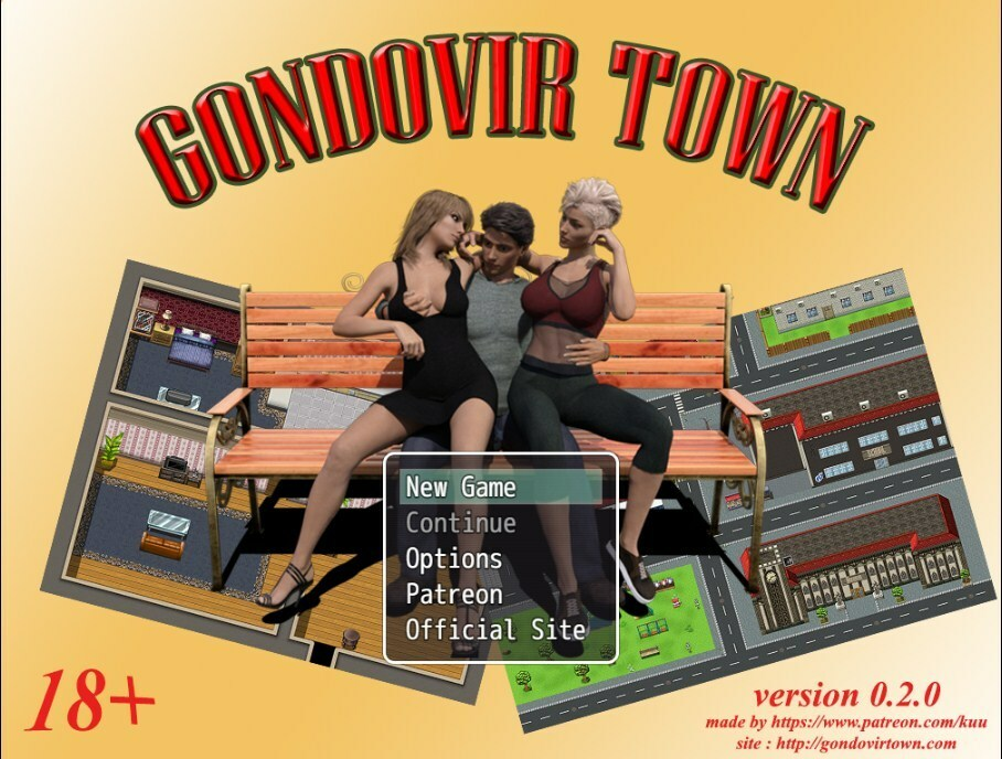 Gondovir Town – Version 0.2.01c – Update