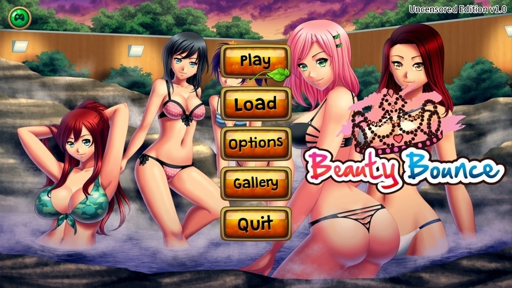Beauty Bounce – Version 1.0 – Uncensored Edition