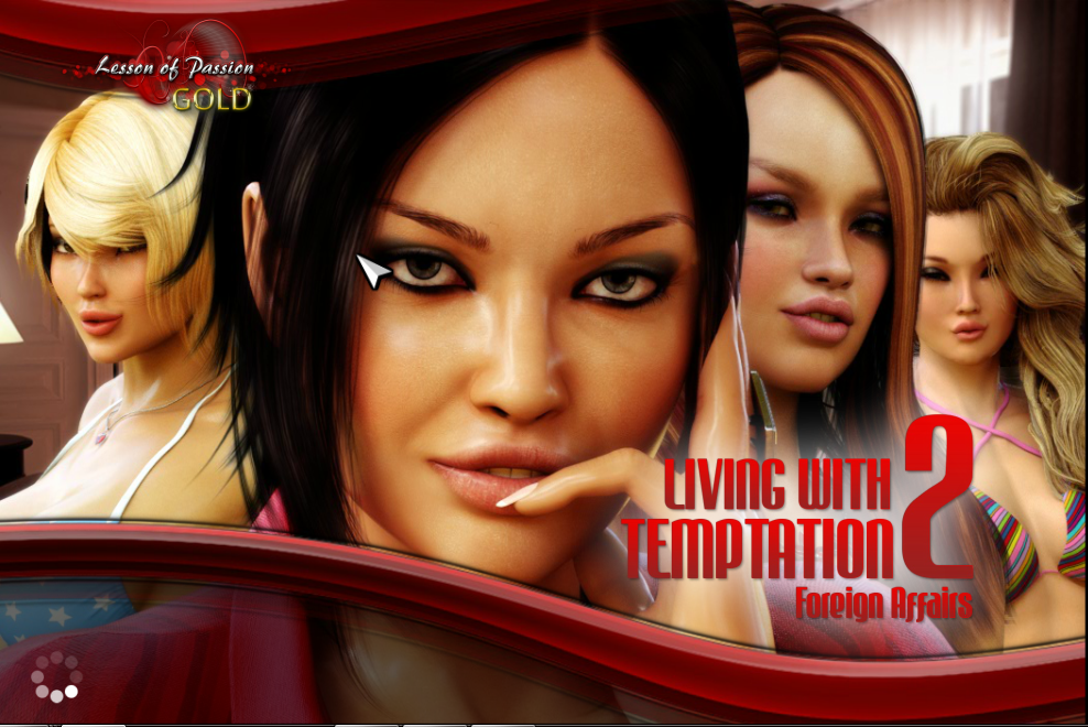 Living with Tempation 2 – Foreign Affairs – Version 0.97 + Cheats