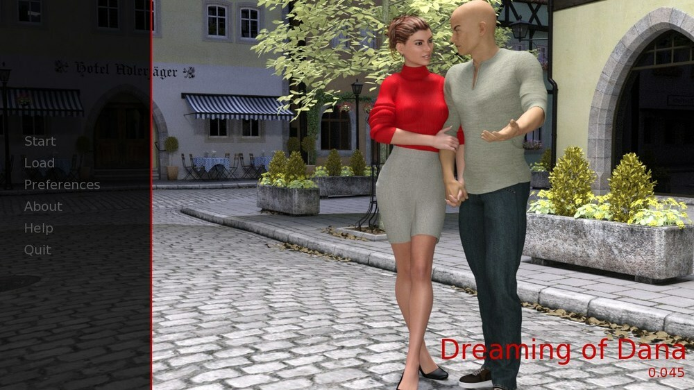 Dreaming with Dana – Version 0.045 – Update