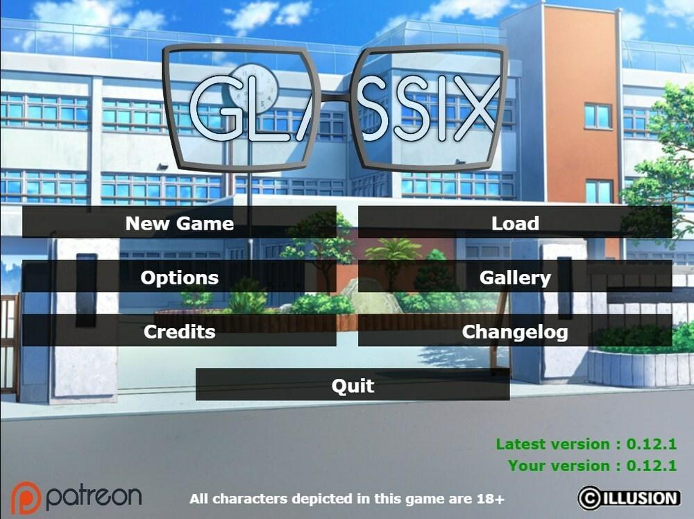 Glassix – Version 0.12.1 – Update