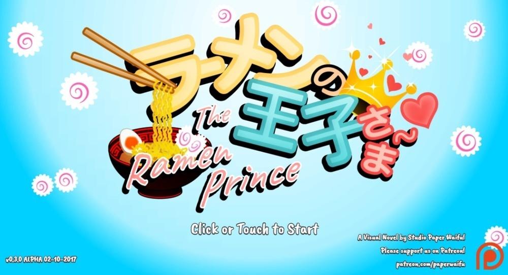 Porn Games release The Ramen Prince - Version 0.30 | PornPlayBB.Com