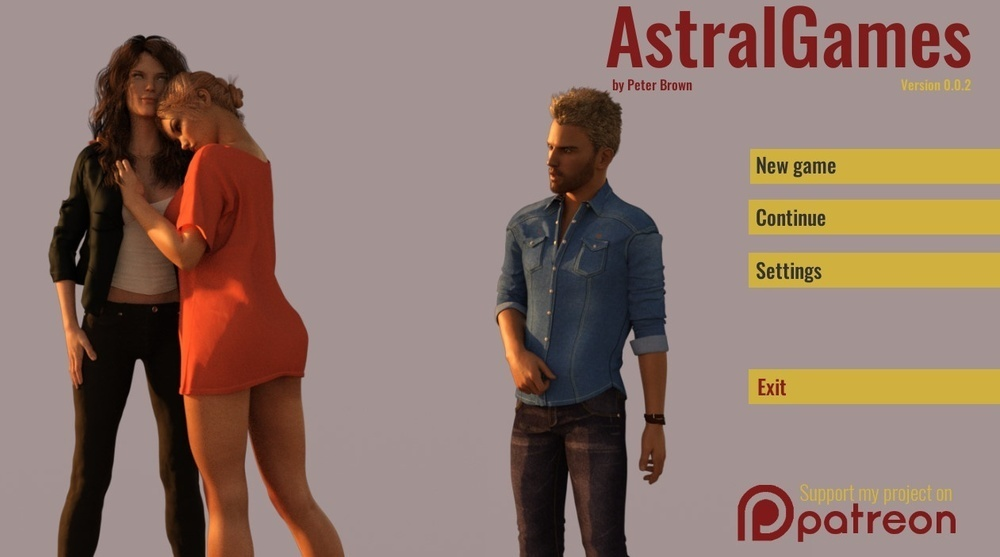 Astral Games – Version 0.0.3b – Update
