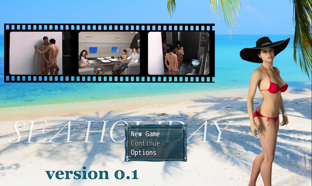 Sea Holiday – Version 0.1