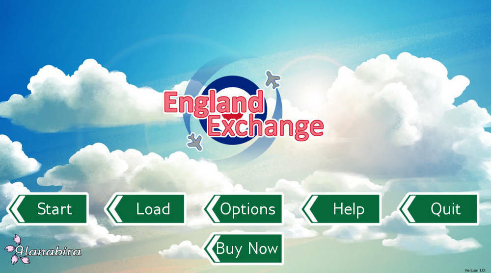 England Exchange – Version 1.01 DEMO