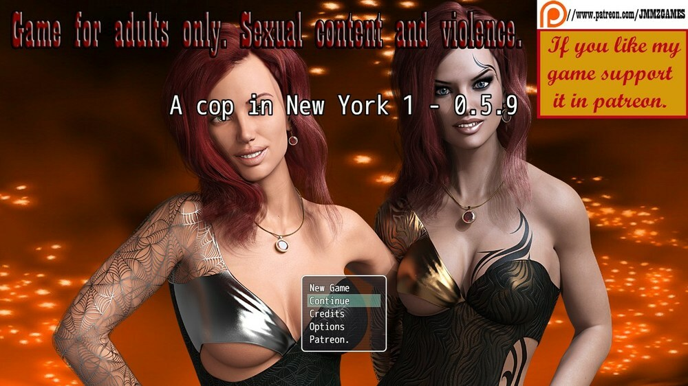 A Cop in New York – Episode One – Version 0.5.9 +Saves – Update