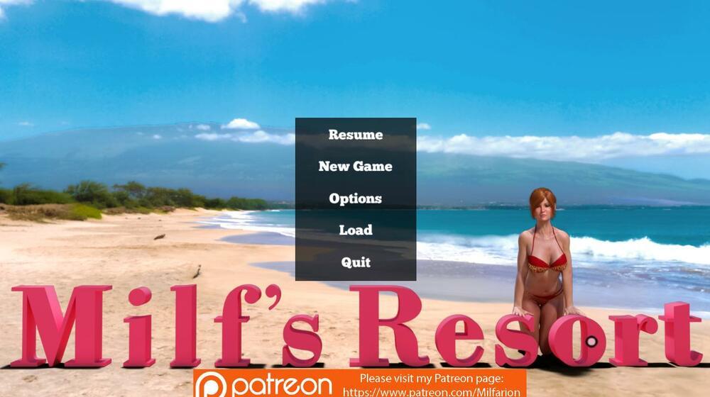 Milf's Resort – Demo Version