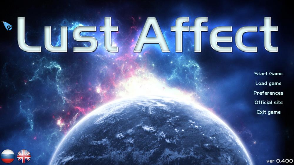 Lust Affect – Version 0.410 + Walkthrough – Update