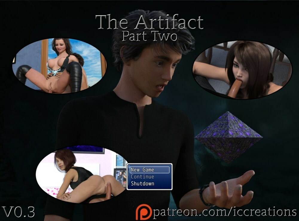 The Artifact : Part 2 – Version 0.3 – Update