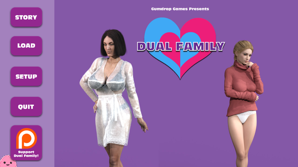 Dual Family – An Incest Story – Act I Part VIII – Version 0.90CE – Update
