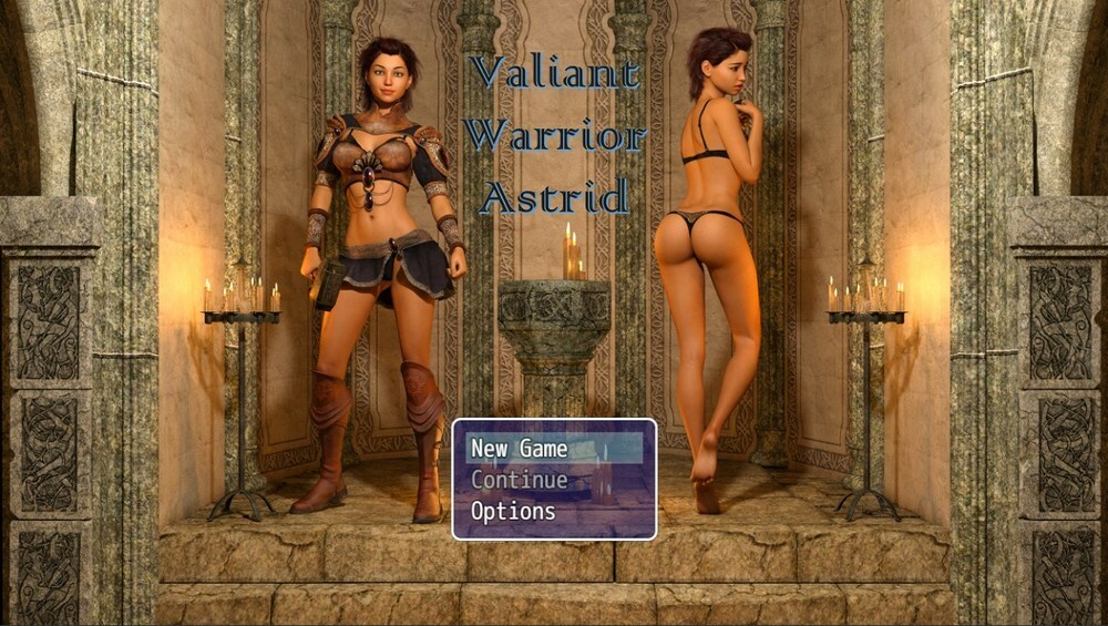 Valiant Warrior Astrid – Version 0.3 – Update