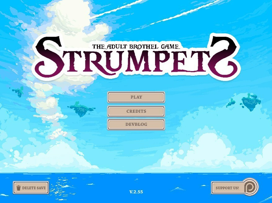 Strumpets – Version 2.55 – Update