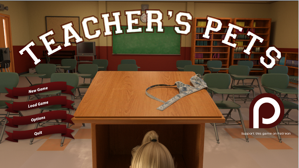 Teacher's Pets – Version 1.04 – Update
