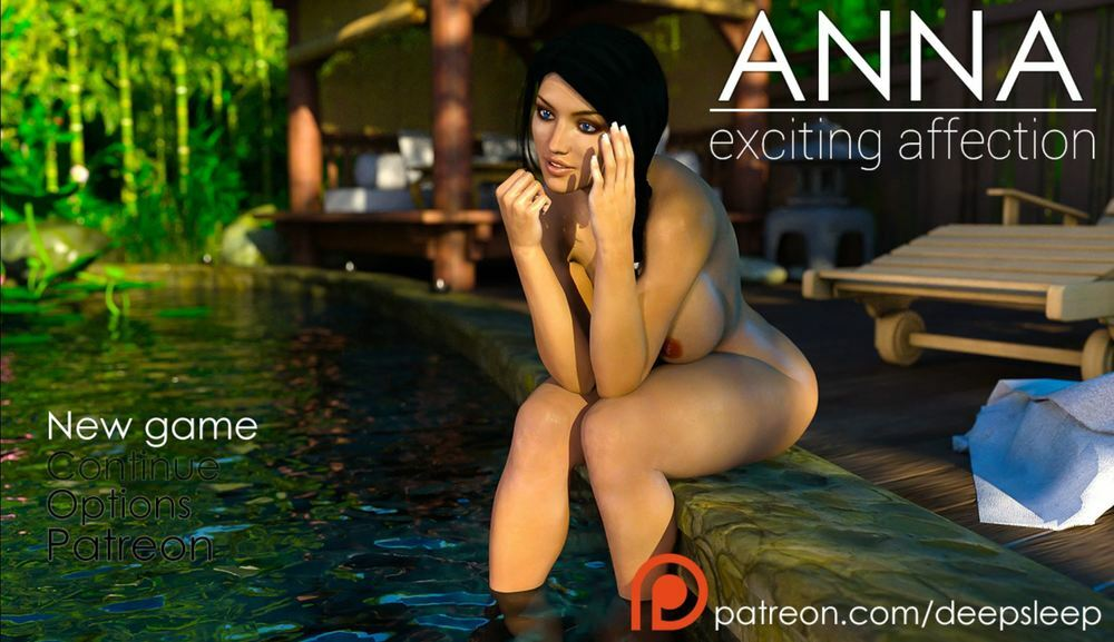 Anna – Exciting Affection – Version 0.5.3 Fixed – Update