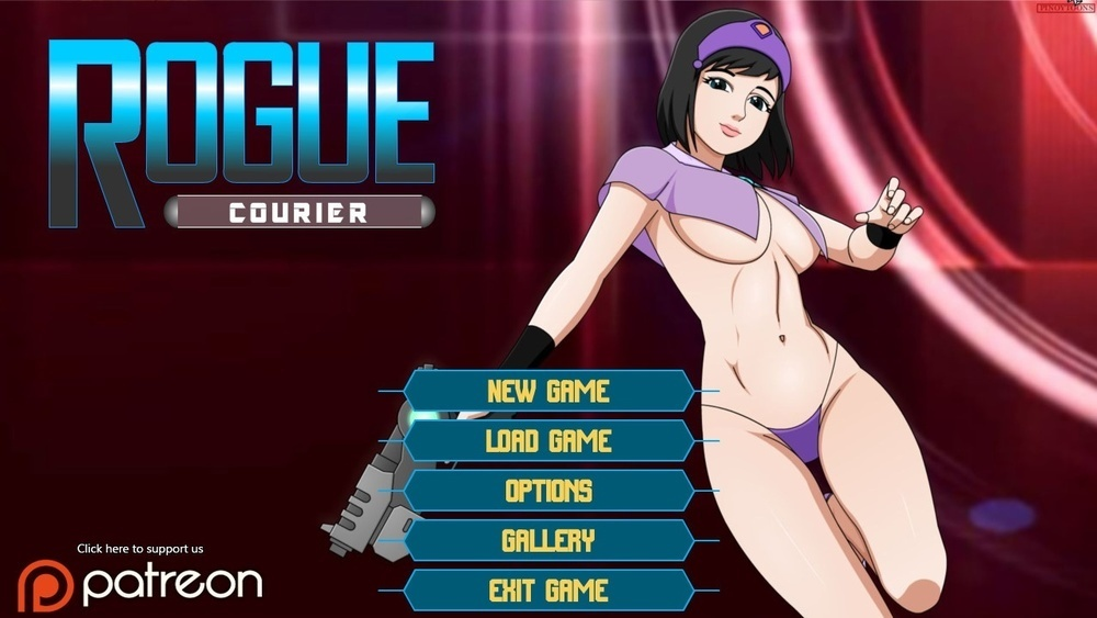 Rogue Courier – Version 1.0