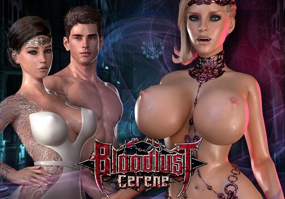 Affect3D – BloodLust Cerene – Version 1.1