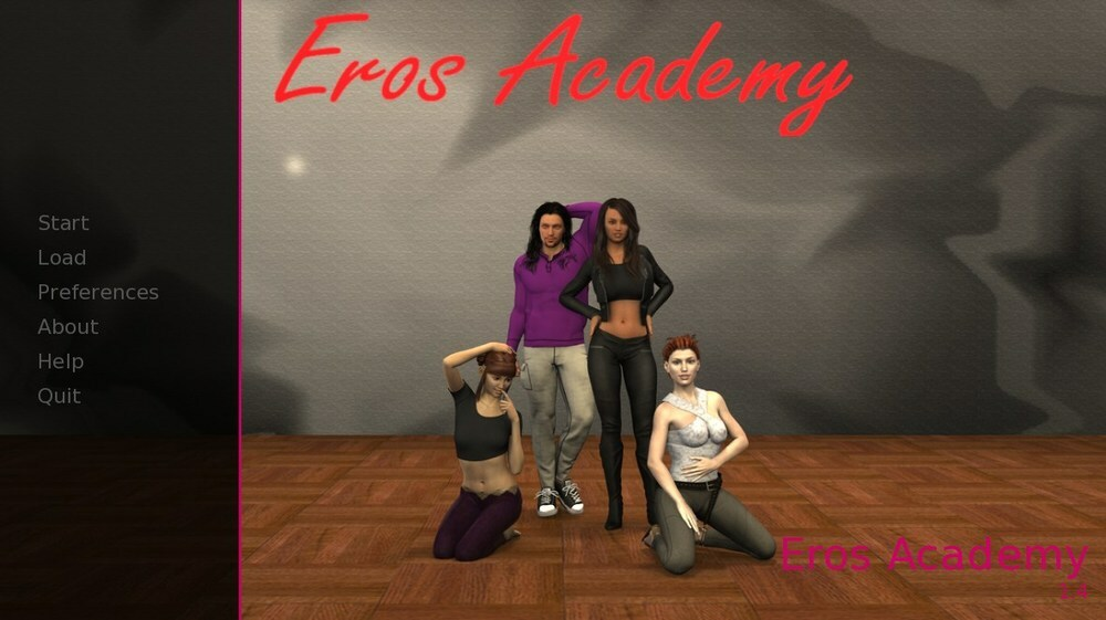 Eros Academy – Version 1.4 – Update